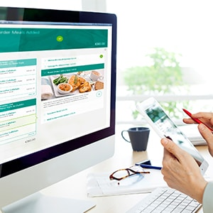 Zalo Ads website