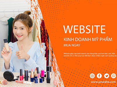 website ladipage quảng cáo