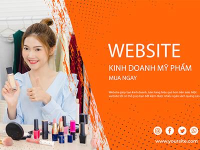 website ladipage quảng cáo